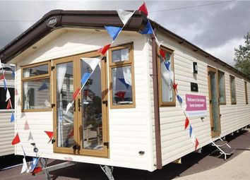 Thumbnail 2 bed mobile/park home for sale in Preston Road, Preston Weymouth