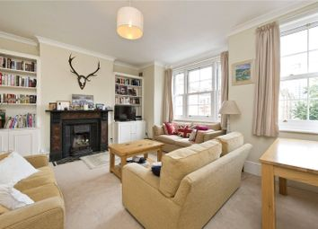 Thumbnail 3 bed flat to rent in Halford Road, London