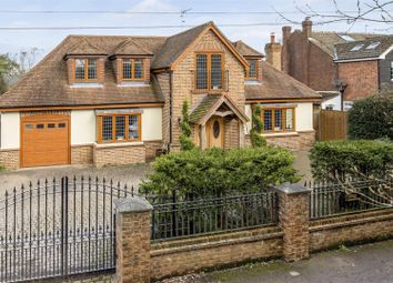 Thumbnail 5 bed detached house for sale in New Park Road, Newgate Street, Hertford