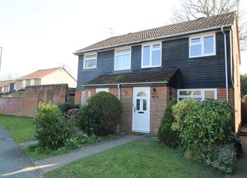 Thumbnail 3 bed semi-detached house to rent in Drake Close, Horsham
