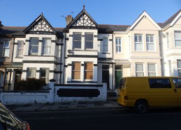 Thumbnail 2 bedroom flat to rent in Chestnut Road, Plymouth