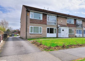 Thumbnail 2 bed flat to rent in Peel Hall Road, Peel Hall, Manchester