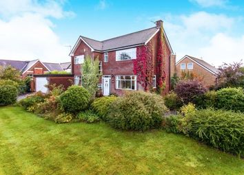 Thumbnail 3 bed detached house for sale in Claremont Road, Culcheth, Cheshire, Warrington