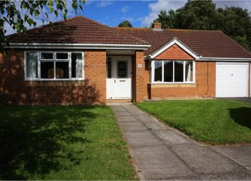 Thumbnail 2 bed detached bungalow for sale in Stapes Garth, Grainthorpe