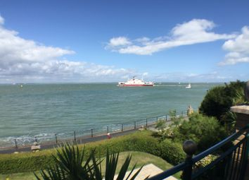 Thumbnail 3 bed flat to rent in Queens Road, Cowes