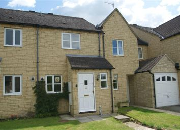 Thumbnail 2 bedroom terraced house to rent in Green Lake Close, Bourton-On-The-Water, Cheltenham