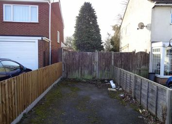 Thumbnail Land for sale in 72A Brook Meadow Road, Shard End, Birmingham