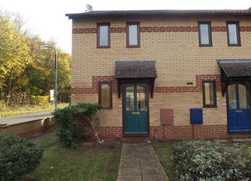 Thumbnail 1 bed end terrace house to rent in Mallard Drive, Woodford Halse, Northants.