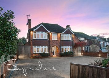 Thumbnail 5 bed detached house for sale in Upper Shoreham Road, Shoreham-By-Sea