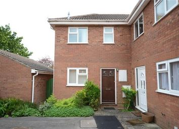 Thumbnail 1 bed end terrace house for sale in Lalande Close, Wokingham, Berkshire