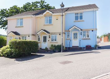 Thumbnail 2 bed end terrace house for sale in Chestnut Crescent, Chudleigh, Newton Abbot