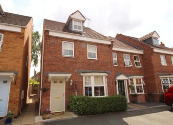 Thumbnail 3 bed end terrace house for sale in Oakden Place, Blakebrook Kidderminster