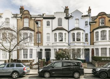 Thumbnail 4 bed terraced house for sale in Burma Road, London