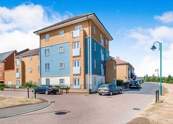 Thumbnail 2 bedroom flat for sale in New Lakeside, Hampton Vale, Peterborough