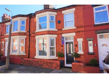 Thumbnail 3 bed terraced house for sale in Lumley Street, Liverpool