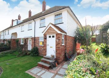 Thumbnail 2 bed cottage for sale in Lower Road, Stone Stile Road, Shottenden, Canterbury