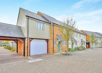 Thumbnail 3 bed end terrace house for sale in Appledore Grove, Brooklands, Milton Keynes