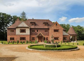 Thumbnail 8 bed detached house for sale in Copthorne Common, Copthorne, West Sussex