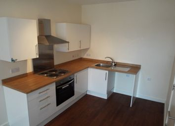 Thumbnail 1 bed flat to rent in The New Central Building, Station Street