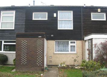 Thumbnail 2 bedroom property to rent in Truro Walk, Chelmsley Wood, Birmingham