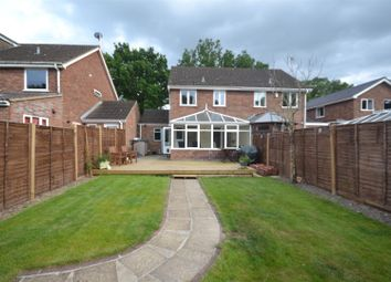 Thumbnail 3 bed semi-detached house for sale in Newton St. Faith, Norwich