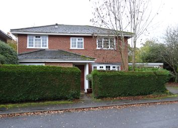 Thumbnail 4 bed detached house to rent in Sylvaways Close, Cranleigh