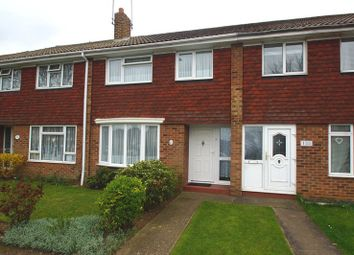 Thumbnail 3 bed terraced house for sale in Eagle Way, Shoeburyness, Southend-On-Sea