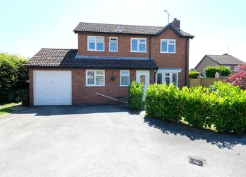 Thumbnail 3 bed detached house for sale in Kingswood, Marchwood