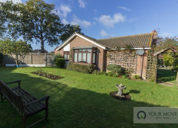 Thumbnail 3 bedroom bungalow for sale in Boon Drive, Lowestoft