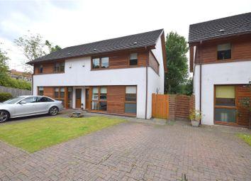 Thumbnail 3 bed semi-detached house for sale in Landemer Gait, Rutherglen, Glasgow