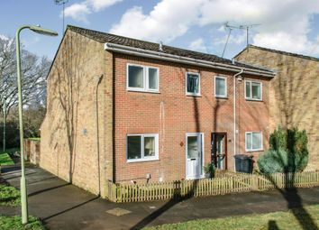 Thumbnail 3 bed end terrace house for sale in Launcelot Close, Andover