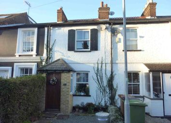 Thumbnail 2 bed terraced house to rent in Springfield, Bushey Heath, Bushey