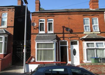 Thumbnail 2 bed end terrace house for sale in Piddock Road, Smethwick