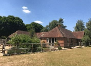 Thumbnail 4 bed barn conversion to rent in Fritham, Lyndhurst