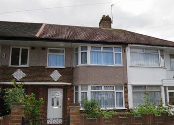 Thumbnail 3 bed terraced house to rent in Jeymer Drive, Greenford