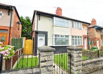 Thumbnail 3 bed semi-detached house for sale in Richmond Avenue, Litherland, Liverpool