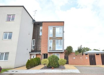 Thumbnail 4 bed semi-detached house for sale in Tenzing Gardens, Basingstoke, Hampshire