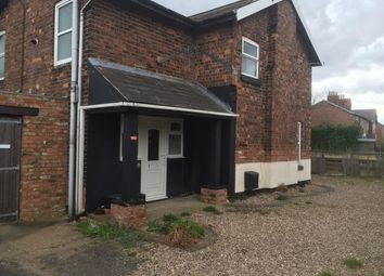 Thumbnail 2 bedroom link-detached house to rent in Railway Cottages, Guilberdyke