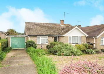 Thumbnail 2 bed bungalow for sale in Hillside, Swaffham, Norfolk