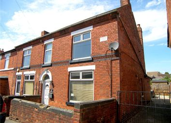 Thumbnail 4 bed semi-detached house for sale in Wharf Road, Pinxton, Nottingham