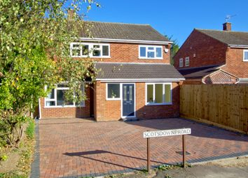 Thumbnail 4 bed semi-detached house for sale in Scotsdowne Road, Trumpington, Cambridge