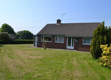 Thumbnail 3 bed detached bungalow for sale in Church Lane, Ipstones, Stoke-On-Trent