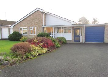 Thumbnail 3 bed detached bungalow for sale in Chacewater Crescent, Worcester