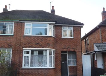 Thumbnail 3 bed property to rent in Ravenhurst Road, Braunstone Town, Leicester