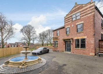 Thumbnail 5 bed detached house for sale in Church Street, Denby Village, Ripley, Derbyshire