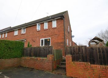Thumbnail 3 bed terraced house for sale in Brenkley Close, Dinnington, Newcastle Upon Tyne