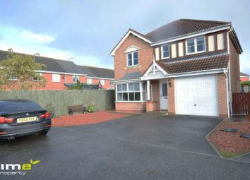 Thumbnail 4 bed detached house to rent in Suggit Way, Hedon