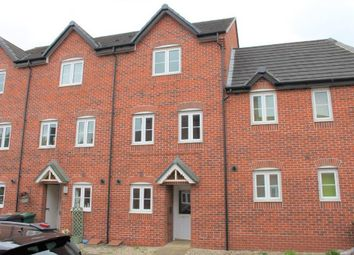 Thumbnail 4 bed town house for sale in Nothill Road, Hilton, Derbyshire