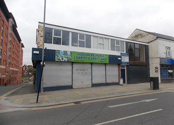 Thumbnail Retail premises for sale in 152 Deansgate, Bolton