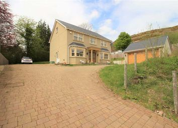 Thumbnail 4 bed detached house for sale in Primrose Hill, Pentre